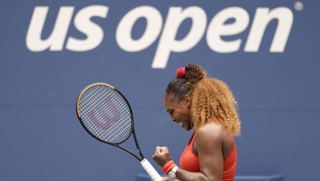 Serena Williams. Epa